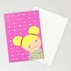 Sugar and Spice Stationery Cards