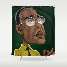 Gus Fring art Shower Curtain