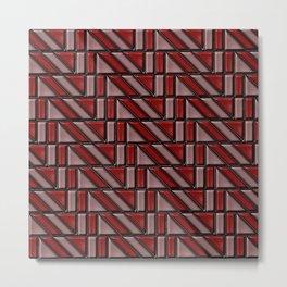 Geometrix LXXXIV Metal Print
