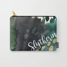 Slytherin Green Carry-All Pouch
