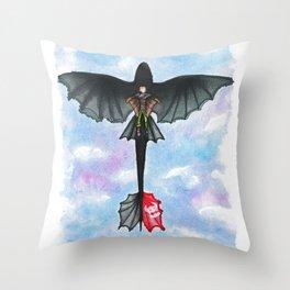 Toothless Dragon Throw Pillows | Society6