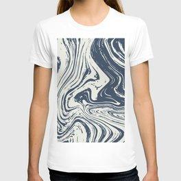 Abstract River T-shirt