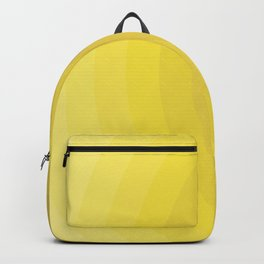 shapes of yellow Backpack
