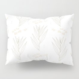 White Willow Pillow Sham
