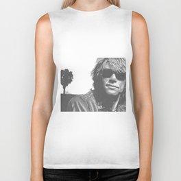 Jon Bon Jovi Biker Tank