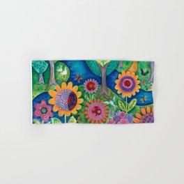 Summer Calling Hand & Bath Towel