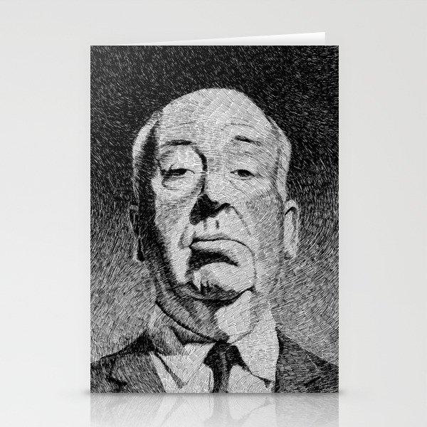 Fingerprint - Hitchcock Stationery Cards