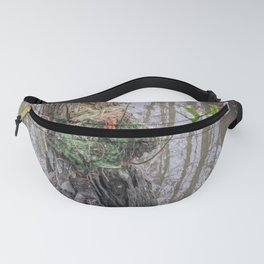 The  Swamp Fairy's Home Fanny Pack