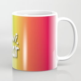 Mug Kiwi Bear Coffee Mug