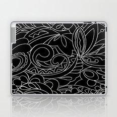 Nature black&white Laptop & iPad Skin