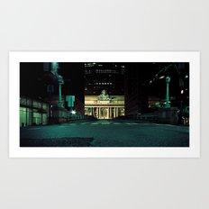 New York City, Grand Central Terminal | cinematic Art Print