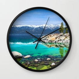 Beauty of Mother Nature |IxI| Wall Clock