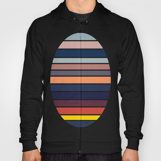Ocean Sunset #2 Hoody