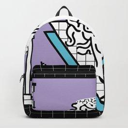 Apollo Vaporwave / greek god Backpack