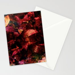 GARDEN OF DARKNESS Stationery Cards