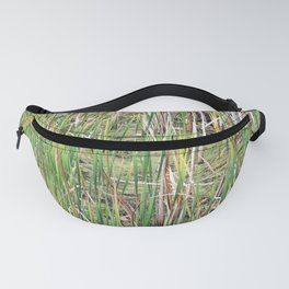 Mallard Duck in natural environment Fanny Pack