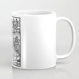 Vlad the Impaler and his victims Coffee Mug