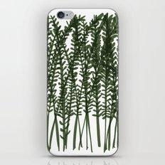 Pretty Weeds iPhone & iPod Skin