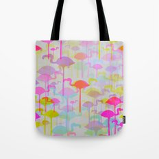 Flamingo Land Tote Bag