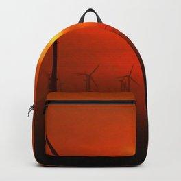 Clean Power (Digital Art) Backpack