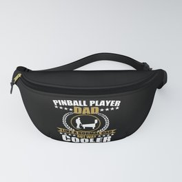 Pinball Player Dad Fanny Pack