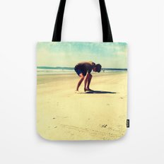 The Artist At Work Tote Bag