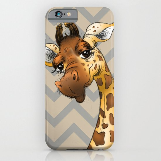 Chevron Giraffe! iPhone & iPod Case