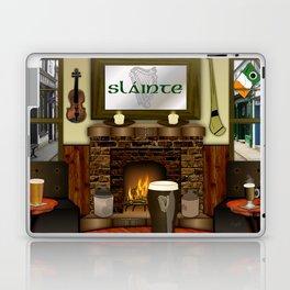 Irish Pub Laptop & iPad Skin