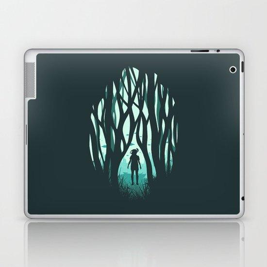 Another World Laptop & iPad Skin
