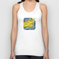 donuts Tank Tops featuring Donuts by Likie