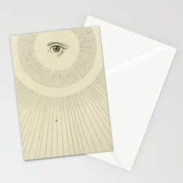 All Seeing Eye Stationery Cards