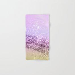 Unicorn Girls Glitter #13 #shiny #decor #art #society6 Hand & Bath Towel