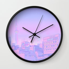 Sailor City Wall Clock