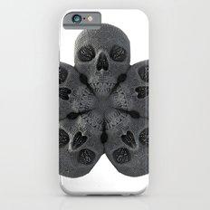 Skull Mandala Test No.2 iPhone 6s Slim Case