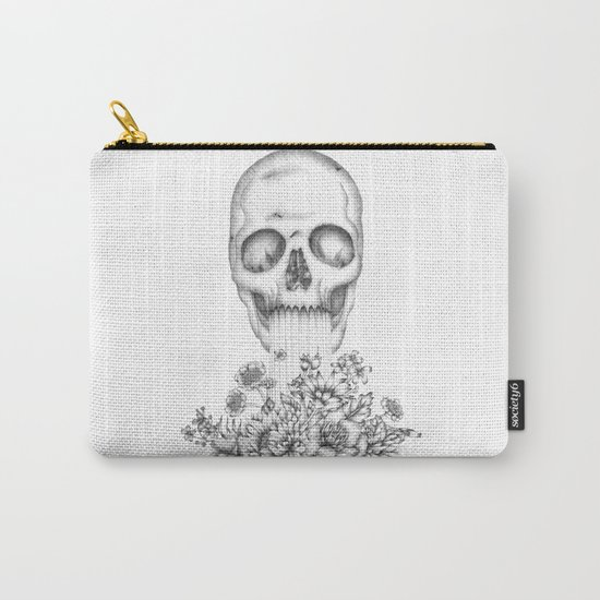 The Birth of  Death Carry-All Pouch