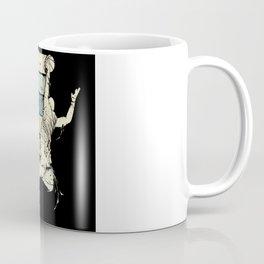 Basketball Player Vintage Coffee Mug