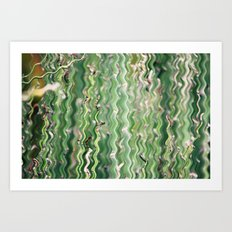 Can't See the Forest Art Print