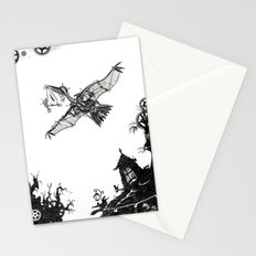 How the robots was born Stationery Cards