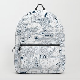 The Infinite Drawing Backpack
