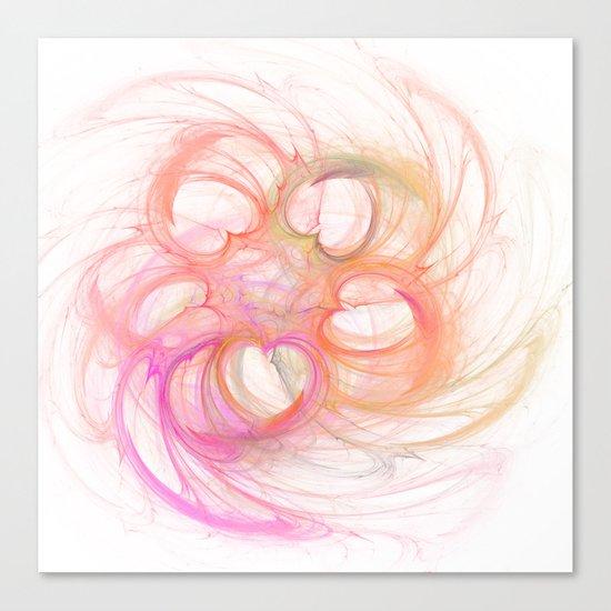 Hearts made by Eleonora Canvas Print