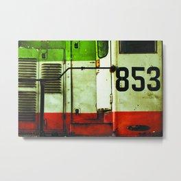 locomate 853 Metal Print