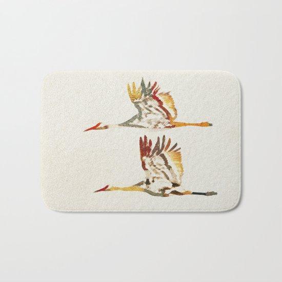 Due Uccelli Bath Mat