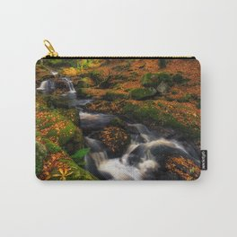 Cloghleagh River in Wicklow Mountains - Ireland (RR249) Carry-All Pouch