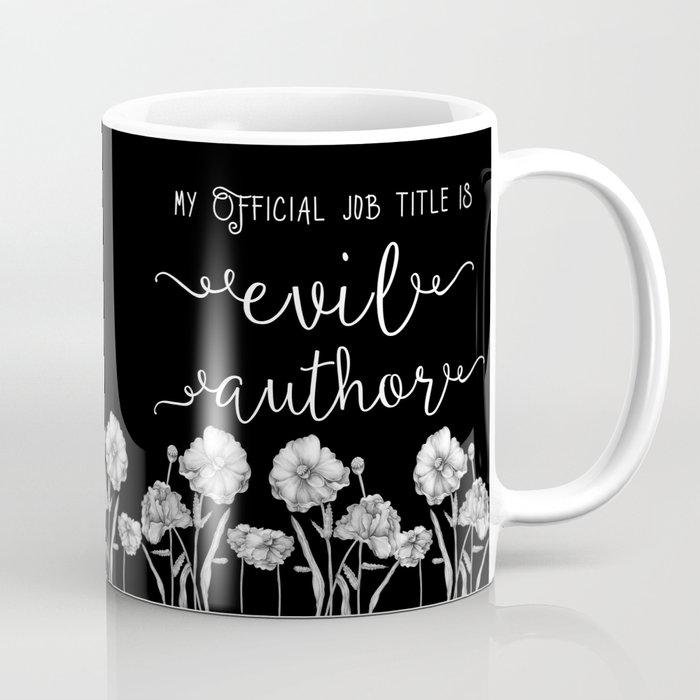 Evil Author Coffee Mug