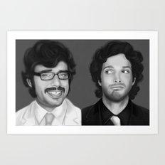 FotC Art Print