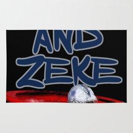 100% PROCEEDS TO SALVATION ARMY! Ezekiel Elliott Zeke Kettle Jump Rug