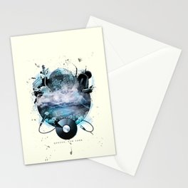 The Essence of Queens Stationery Cards
