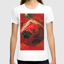 Red Is Christmas T-shirt