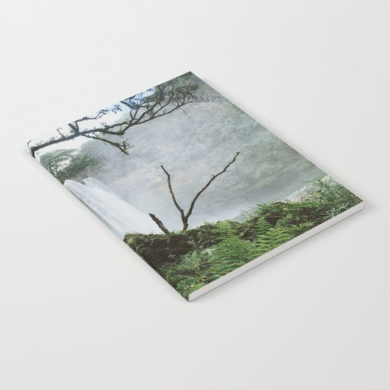 Wailua Falls Notebook