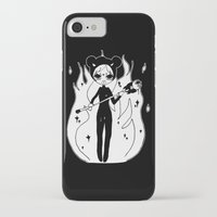 devil iPhone & iPod Cases featuring ▴ devil ▴ by PIXIE ❤︎ PUNK